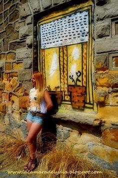 La Cámara de Lydia: Buscando Graffitis (Parte 1)