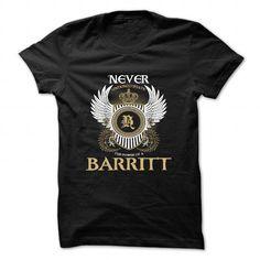 BARRITT