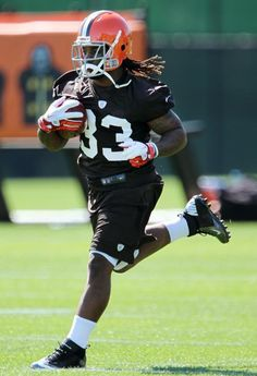 Tight End Tuesday - Trent Richardson. Cleveland Browns.
