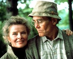 """On Golden Pond -"""" Listen to me, mister. You're my knight in shining armor. Don't forget it. You're going to get back on that horse and I'm going to be right behind you, holding on tight and away we're going to go, go, go! """""""