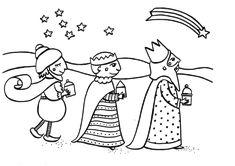 Tři králové | Občankáři.cz Wise Men, Egypt, Pikachu, Snoopy, Winter, How To Make, Fictional Characters, Google, Birth