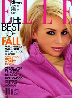 Niki Taylor  -  Elle Oct 1995
