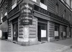 L'agenzia di Porta Venezia. (1935) #archivioStorico