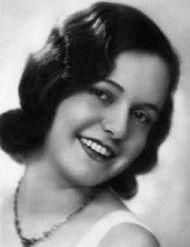 LUCIENNE NAHMIAS MISS FRANCE 1932