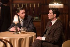 'Anthropoid' First Look: See Jamie Dornan and Cillian Murphy in the WWII…