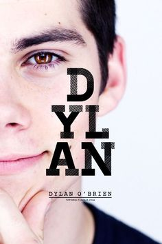 Dylan, Dylan O'Brien. #TeenWolf #StilesStilinski