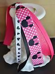 Pink Minnie Mouse Character Inspired | Hair Accessories | Clips | Bows | Headbands Hair Streamers