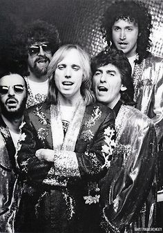 tom petty | Tumblr ...yeah, and some other guys, too.