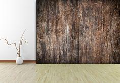 "Fototapete ""altes Holz"" // wallpaper ""old wood"" by Trendwaende via DaWanda.com"