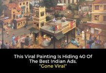 The Painting that's Gone Viral in the Ad World Commercial Center, Visual Memory, Powerful Images, Cafe Shop, How To Memorize Things, The Past, Challenges, Names, World