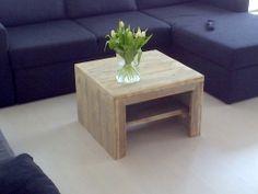 Steigerhouten salontafel | suzannetje | salontafel met onderplank | de Steigeraar