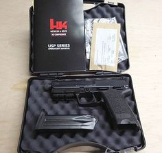 HK USP Tactical .45 Speed up and simplify the pistol loading process  with the RAE Industries Magazine Loader. http://www.amazon.com/shops/raeind