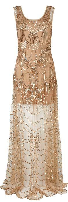 HISTORICAL DRESSES 1920s