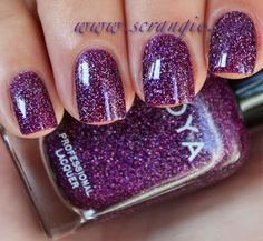 Scrangie: Zoya Ornate Collection Holiday 2012 Swatches and Review - Aurora