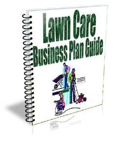 Grass cutting business plan