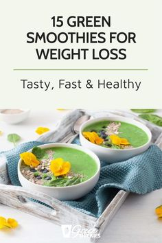 I've chosen my very best green smoothies for weight loss recipes that are also super fast, incredibly healthy and SO tasty you'll not even notice the color. Best Green Smoothie, Green Smoothie Recipes, Smoothie Diet, Weight Loss Smoothies, Ways To Lose Weight