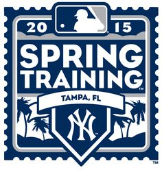 New York Yankees Event Logo (2015) - 2015 New York Yankees Spring Training Logo
