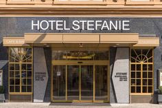 Over 400 years old, the elegant Hotel Stefanie is the oldest hotel in Vienna. It offers free WiFi access and a breakfast buffet. Hotel Stefanie, Vienna Hotel, Breakfast Buffet, At The Hotel, Free Wifi, 4 Star Hotels, Lodges, Picture Video, Old Things