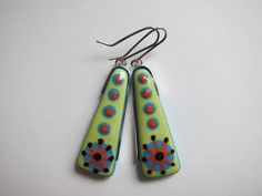 Potter's Workshop earrings lovley