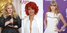 Adele, Rihanna and Taylor Swift were all nominated for the Billboard Music Awards! Check out who else was, and let us know who you think deserves the win! #entertainment #news #adele #rihanna #tayswift #music www.womensforum.com