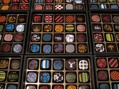 Top Sellers Chocolates from severa; Los Angeles Chocolatiers