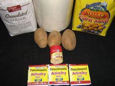 Homemade yeast