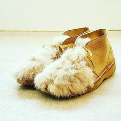 WEBSTA @ seven_by_seven - #7x7 #vintage #shoes #leather #rabbitfur #fur #seven_by_seven #sevenbyseven #tokyo #sanfrancisco #sf #tokyo
