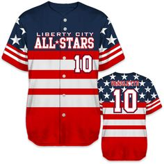 Alleson Athletic Teen-Boys Youth Baseball Jersey