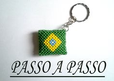 Bandeira do Brasil PASSO A PASSO
