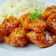 Mäso | Courses | Pečené-varené.sk No Salt Recipes, Other Recipes, Meat Recipes, Asian Recipes, Chicken Recipes, Cooking Recipes, Healthy Recipes, Ethnic Recipes, Crispy Roast Potatoes