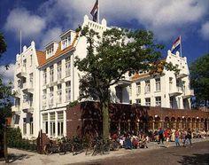 Hotel van der Werff, Schiermonnikoog, een hotel waar de tijd lijkt te blijven staan. Erg unieke plek en sfeer.