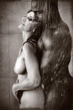 Cute black hair nude girl