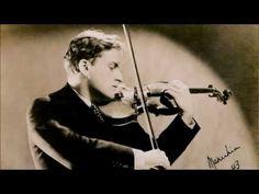 ▶ Johann Sebastian Bach - Violin Concerto BWV1042 II. Adagio   Yehudi Menuhin, Violin (2/3) - YouTube