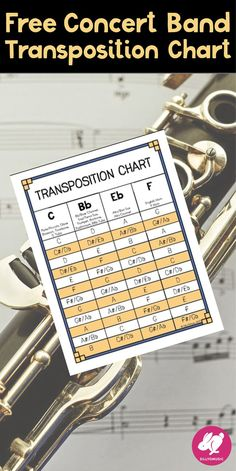 Use it as a cheat sheet or give to students as an aid when teaching concert pitch vs. Music Education Activities, Teacher Resources, Teaching Ideas, Teaching Orchestra, Middle School Music, Elementary Music, Elementary Education, Reading Music, Teacher Pay Teachers