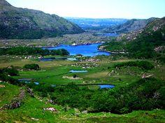 Ladies View, Ring of Kerry, Ireland