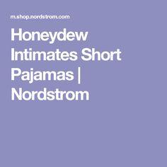 Honeydew Intimates Short Pajamas | Nordstrom