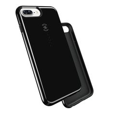 Description Patented design provides two layers of protection in a single-piece construction that's easy to put on and take off. - Custom fit case for the iPhone 7 Plus! - Military-Grade drop Tested o