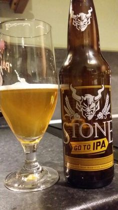Stone Go To IPA By Stone Brewing Company