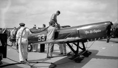 1937 Cleveland Air Race, Miss Los Angeles | Flickr - Fotosharing!
