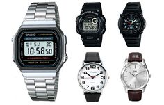 Top des montres à moins de 30€ - L'Homme Tendance