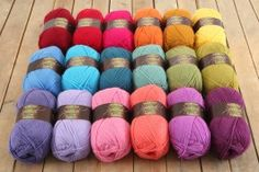 Attic24 Sunny Crochet Along Stylecraft Special DK (18 Shades) - Wool Warehouse - Buy Yarn, Wool, Needles & Other Knitting Supplies Online!