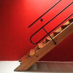 le corbusier stair in briey France