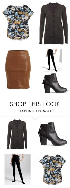 """""""Untitled #23"""" by lone-haure-norrevang on Polyvore featuring VILA and H&M"""
