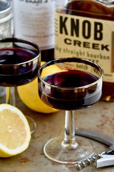 This Whiskey and Wine Cocktail is the most unexpected amazing combination ever! Try it and you will be hooked! Hey friends! How are you?? I have been a little absent from all things blogging except for a few things I had scheduled before our big move. Have I mentioned that we moved? ???? So we …