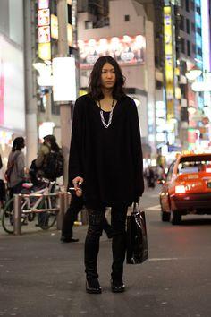 [STREET SNAP]TP | Shop staff | ストリートスナップ |  東京(渋谷)|