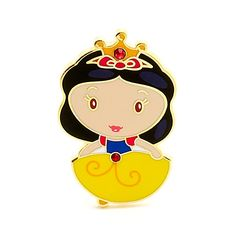 Disney Princess Jewels Collection, Snow White Pin