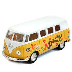1:32 Diecast & Spielzeug Fahrzeuge, Volkswagen Bus Spielzeug, VW Bus Metall Auto Spielzeug Modell, Brinquedos, miniatur Zurückziehen, türen Öffnende Bus