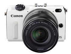 #Canon EOS #M2 Camera hkneo.com