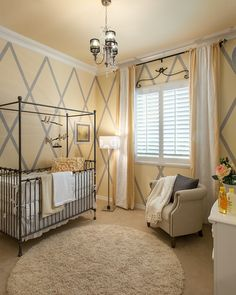 8 Beautiful Nursery Styles From Classic to Whimsical