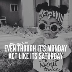 Hell yeah Monday Motivation Quotes, Monday Quotes, Work Quotes, Daily Quotes, Me Quotes, Funny Quotes, Motivational Monday, Saturday Morning Quotes, Saturday Humor
